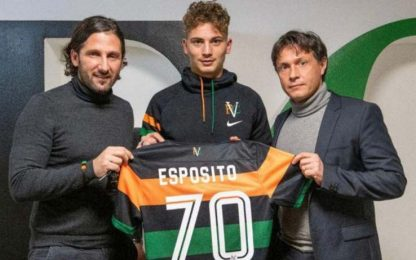 Inter, Esposito lascia la Spal e passa al Venezia