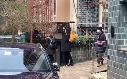 Milan, visite per Meité e firma. VIDEO