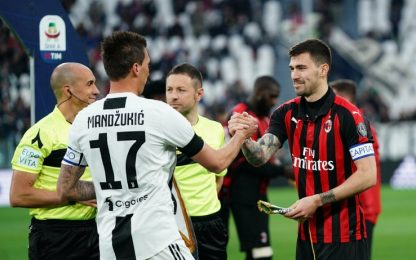 Milan e Mandzukic in stand-by, vicinissimo Tomori