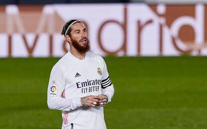 Real Madrid, ufficiale l'addio di Sergio Ramos