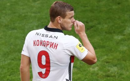Kokorin alla Fiorentina, anche lo Spartak conferma