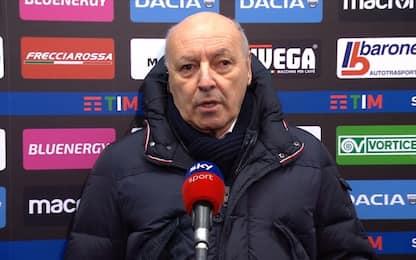 """Marotta: """"Inter credibile. Mercato? E' chiuso"""""""