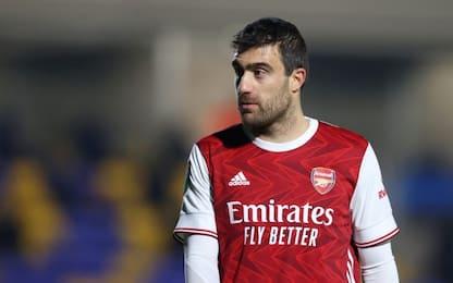 Papastathopoulos va all'Olympiakos: niente Serie A