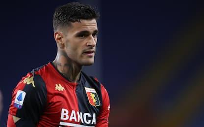 Scamacca resta al Genoa: piaceva a Juve e Parma