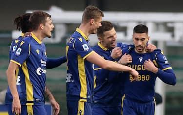 Hellas Verona vs Napoli - Serie A TIM 2020/2021