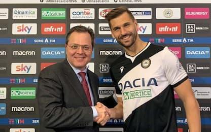 Udinese, ufficiale Llorente: ha scelto la 32