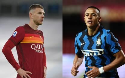 Futuro Dzeko, la Roma propone scambio con Sanchez