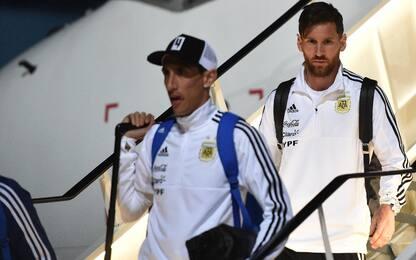 """Di Maria: """"Messi-Psg? Ci sono molte possibilità"""""""