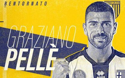 Parma, ufficiale l'acquisto di Pellè