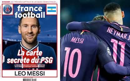Messi al PSG, France Football spiega come e perché