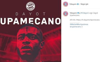 Upamecano al Bayern da luglio: è ufficiale