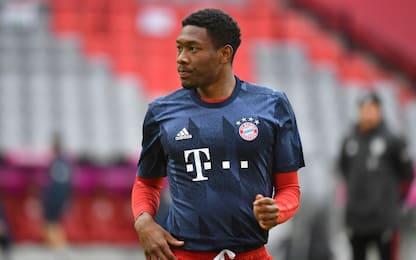 """Alaba: """"Lascio il Bayern"""". Andrà al Real Madrid"""