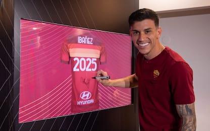 """Ibañez rinnova fino al 2025: """"Tutto per la Roma"""""""