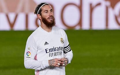 """Il Real avvisa Ramos: """"Rinnovo entro fine marzo"""""""