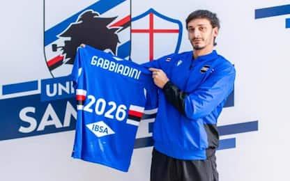 Sampdoria, Gabbiadini rinnova fino al 2026
