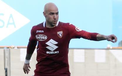 Torino-Roma 2-1 LIVE, gol di Zaza