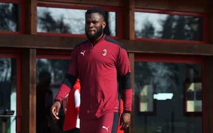 Kessié vede il Milan: sul rinnovo ancora distanza
