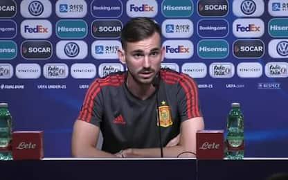 """Fabian: """"A Napoli sono felice. E ho un contratto"""""""