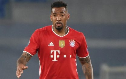 Boateng-Bayern Monaco, in estate sarà addio