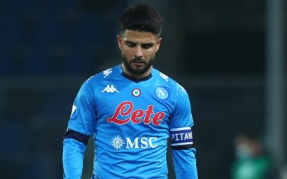 Agente Insigne a Casa Milan: messaggio al Napoli?