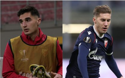 Parma su Gavric e Nikolic della Stella Rossa