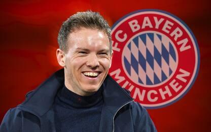 Nagelsmann allenerà il Bayern Monaco: è ufficiale