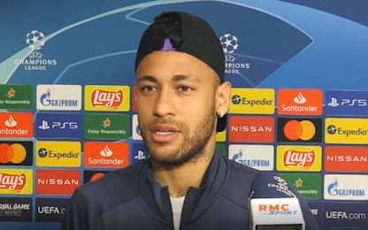 """Neymar: """"Rinnovo? Trattiamo, non c'è fretta"""""""
