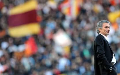 Mourinho nuovo allenatore della Roma dal 2021-22