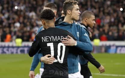 """Neymar invita CR7: """"Non ho mai giocato con lui..."""""""