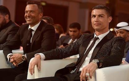 """Mendes: """"CR7 non andrà allo Sporting Lisbona"""""""