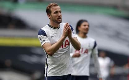 Niente trofei, Kane vuole lasciare il Tottenham