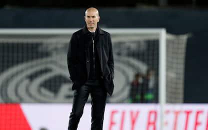 Zidane lascia il Real: no di Allegri, idea Conte