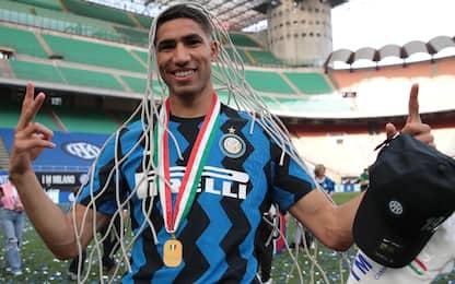 Inter, tre big su Hakimi: come stanno le cose