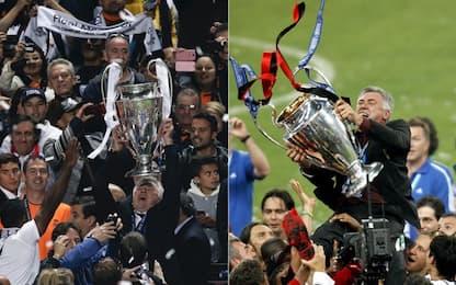 """Ancelotti al Real: la carriera del """"Re di Coppe"""""""