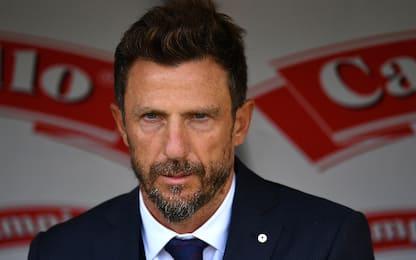 Di Francesco risolve col Cagliari: andrà al Verona