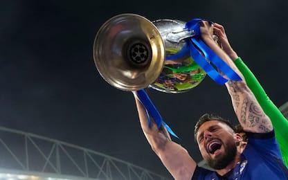 Giroud e Thiago Silva rinnovano col Chelsea