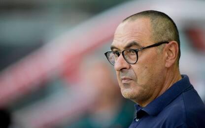 Accordo Sarri-Lazio: ora si attende solo la firma