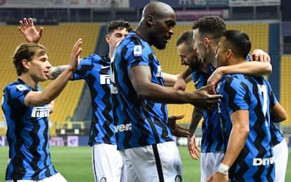 L'Inter scavalca la Juve: è la rosa più preziosa