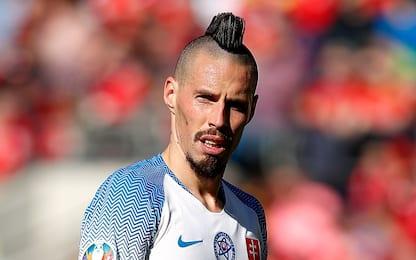 Hamsik, è già addio al Goteborg: va al Trabzonspor