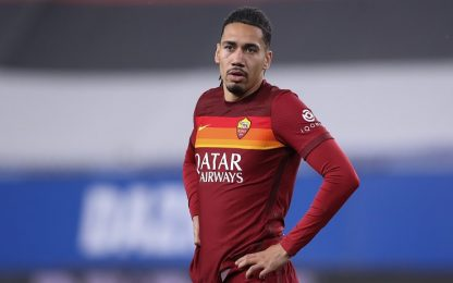 Everton su Smalling, la Roma ci pensa