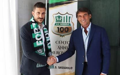 Sassuolo, Dionisi è il nuovo allenatore