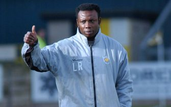 Torquay United's manager Leroy Rosenior  (Photo by Simon Galloway - PA Images via Getty Images)