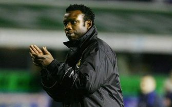 File photo dated 17-01-2006 of Leroy Rosenior who will receive an MBE after he was named in the New Year Honours list.