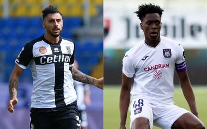 Atalanta su Pezzella e Lokonga dell'Anderlecht