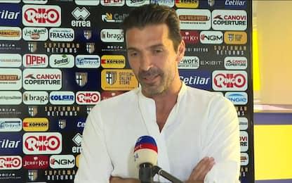 """Buffon: """"A Parma per riscrivere pagine importanti"""""""