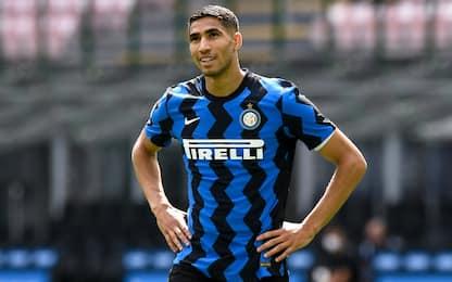 Hakimi dice sì al Psg: ora serve accordo con Inter