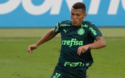Sassuolo, piace Gabriel Veron del Palmeiras