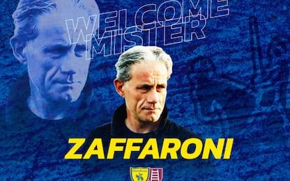 Chievo, Marco Zaffaroni è il nuovo allenatore