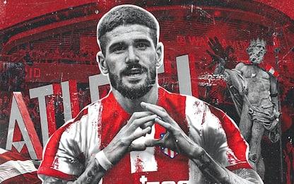 De Paul è dell'Atletico, all'Udinese 35 milioni