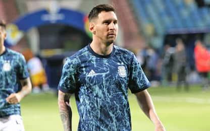 Messi, tra rinnovo e un falso allarme bomba